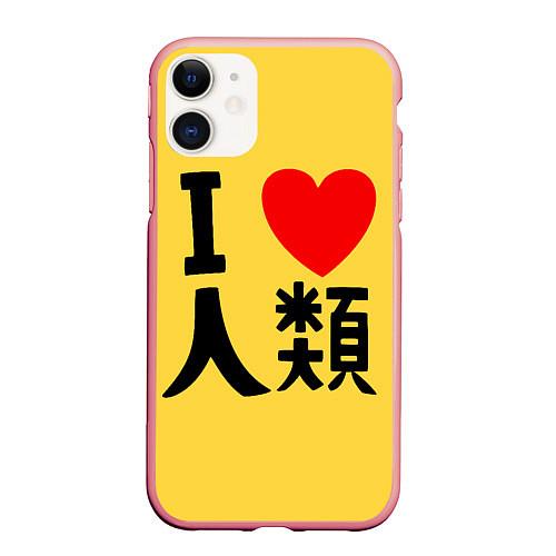 Чехол iPhone 11 матовый No game no life Sora / 3D-Баблгам – фото 1