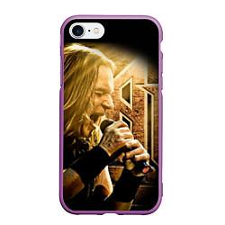 Чехол iPhone 7/8 матовый Кипелов: Ария