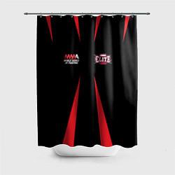 Шторка для душа MMA Elite цвета 3D-принт — фото 1