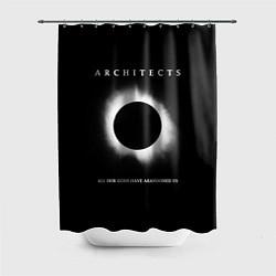 Шторка для душа Architects: Black Eclipse цвета 3D — фото 1