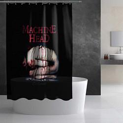 Шторка для душа Machine Head: Catharsis цвета 3D — фото 2