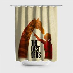 Шторка для душа The Last of Us 2 цвета 3D — фото 1