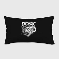 Подушка-антистресс Dethklok: Goat Skull цвета 3D — фото 1