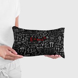 Подушка-антистресс Формулы физики цвета 3D-принт — фото 2