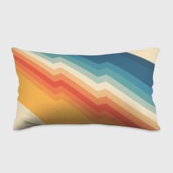 Подушка-антистресс Полосы цвета 3D — фото 1