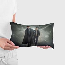 Подушка-антистресс Шерлок и Доктор цвета 3D — фото 2