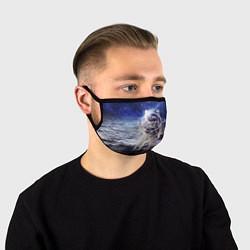 Маска для лица Starfield: Astronaut цвета 3D — фото 1