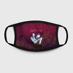 Маска для лица Агата Кристи цвета 3D — фото 2