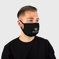 Маска для лица NCoV-2019: Coronavirus цвета 3D-принт — фото 1