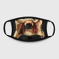 Маска для лица Predator цвета 3D-принт — фото 2