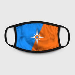 Маска для лица МЧС России цвета 3D-принт — фото 2