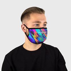 Маска для лица PARAMORE цвета 3D-принт — фото 1