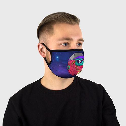 Маска для лица Лев SWAG / 3D – фото 1