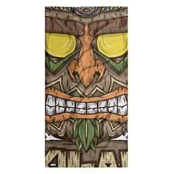 Бандана-труба Aku-Aku (Crash Bandicoot) цвета 3D-принт — фото 2
