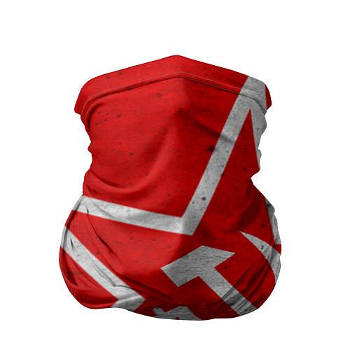 Бандана Флаг СССР: Серп и Молот / 3D – фото 1