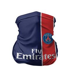 Бандана-труба FC PSG: Original цвета 3D-принт — фото 1