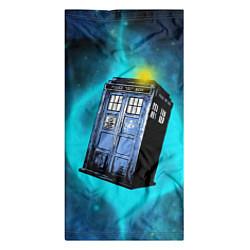 Бандана-труба Doctor Who цвета 3D — фото 2