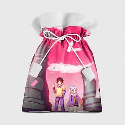 Мешок для подарков No Game No Life цвета 3D — фото 1