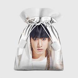 Мешок для подарков Jeon Jung Kook цвета 3D — фото 1