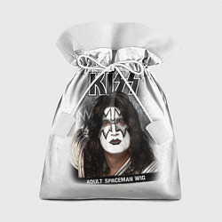 Мешок для подарков KISS: Adult spaceman wig цвета 3D — фото 1
