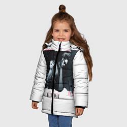 Куртка зимняя для девочки Ariana Grande: Everyday цвета 3D-черный — фото 2