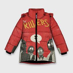 Куртка зимняя для девочки The Killers - фото 1
