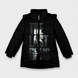 Куртка зимняя для девочки The Last of Us 2 цвета 3D-черный — фото 1