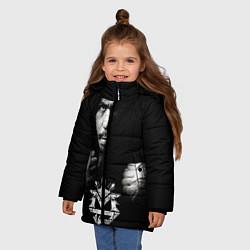 Куртка зимняя для девочки Менни Пакьяо - фото 2
