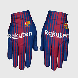Перчатки FCB: Лионель Месси цвета 3D — фото 1