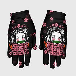 Перчатки KIMETSU NO YAIBA