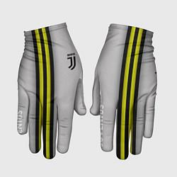 Перчатки Juventus цвета 3D — фото 1