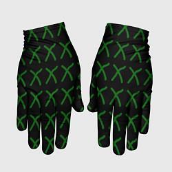 Перчатки X цвета 3D-принт — фото 1