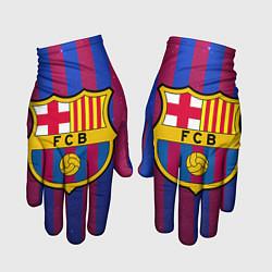 Перчатки Barcelona цвета 3D — фото 1