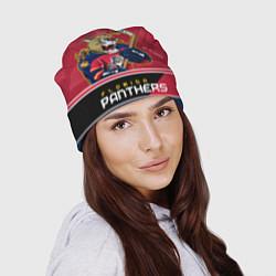 Шапка Florida Panthers цвета 3D — фото 2