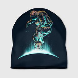 Шапка Планетарный скейтбординг цвета 3D-принт — фото 1
