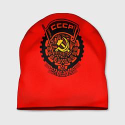 Шапка СССР цвета 3D — фото 1