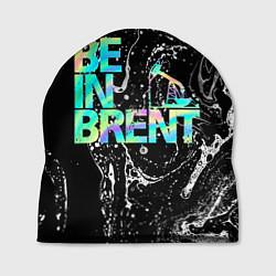 Шапка Be in brent цвета 3D — фото 1
