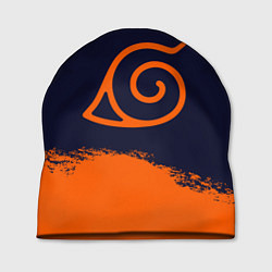 Шапка Naruto Symbol цвета 3D-принт — фото 1