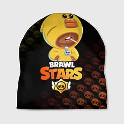 Шапка BRAWL STARS SALLY LEON цвета 3D — фото 1