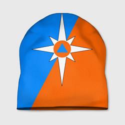 Шапка МЧС России цвета 3D-принт — фото 1