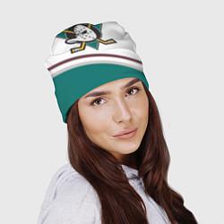 Шапка Anaheim Ducks Selanne цвета 3D-принт — фото 2