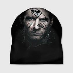 Шапка Messi Black цвета 3D-принт — фото 1