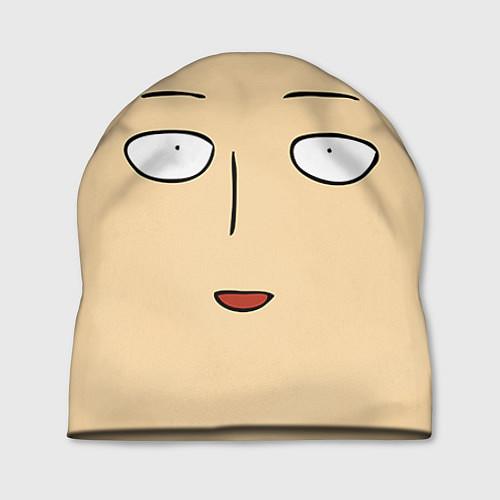 Шапка Saitama Face / 3D – фото 1