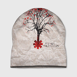 Шапка RHCP: Red Tree цвета 3D-принт — фото 1