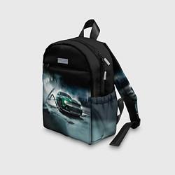 Детский рюкзак Призрачный Ford Mustang цвета 3D-принт — фото 2