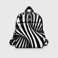 Детский рюкзак Оптические иллюзии