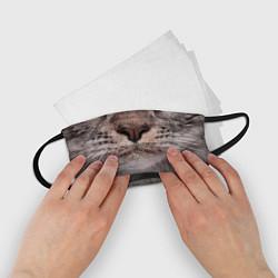 Маска для лица детская Котик цвета 3D — фото 2