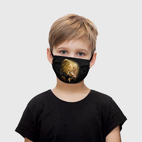 Детская маска для лица Кипелов: Ария / 3D – фото 1