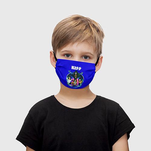 Детская маска для лица Kiss Show / 3D – фото 1