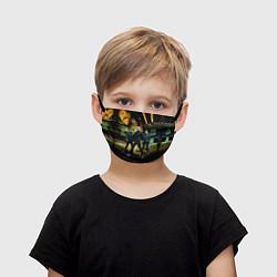 Маска для лица детская My chemical romance цвета 3D — фото 1